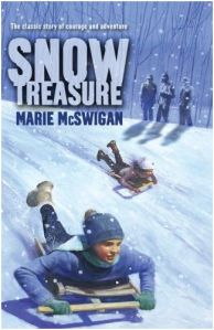 Book Review: Snow Treasure