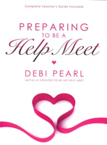Preparing to be a Help Meet