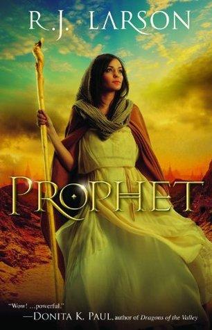 Book Review: Prophet | Leah's Bookshelf