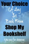 Price: 30 points | Pick any $1 book from Shop My Bookshelf. You pay for shipping | https://leahegood.com/shop-my-bookshelf/