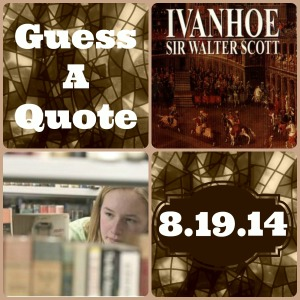 Guess A Quote (8.19.14)