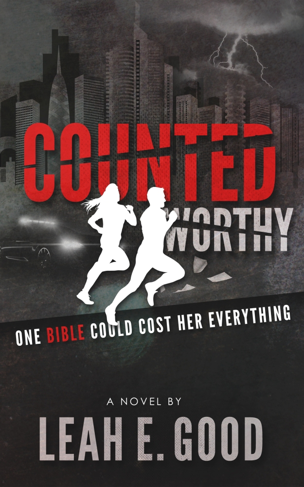Counted Worthy: Cover Reveal