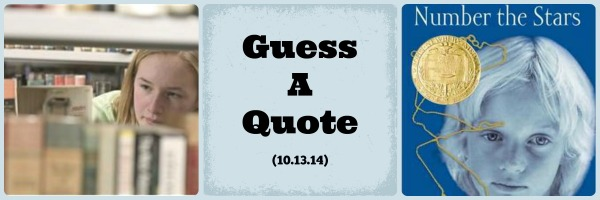 Guess a Quote-Number the Stars