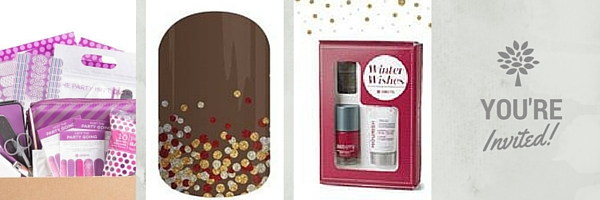 Jamberry Invitation