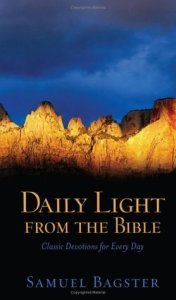 Daily Light from the Bible