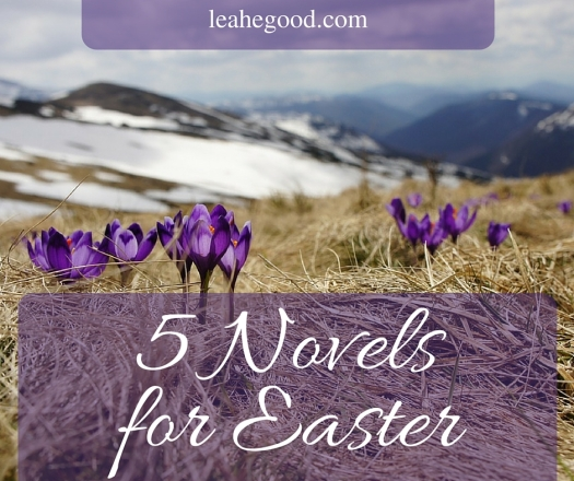 5 novels for easter