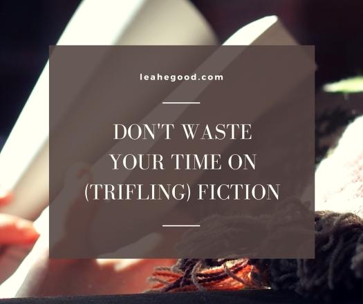 Fiction Waste