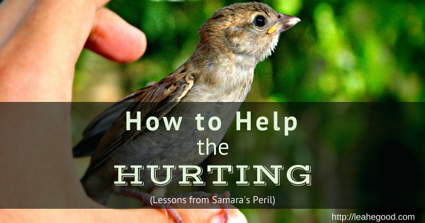 Help the Hurting