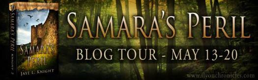 Samara's Peril Tour Banner