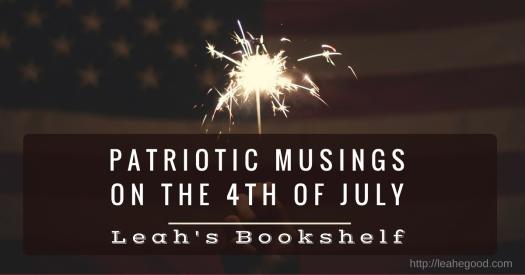 Patriotic Musings (1)