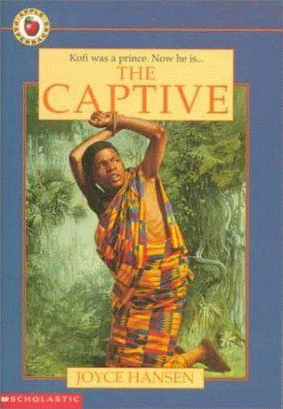 The Captive by Joyce Hansen
